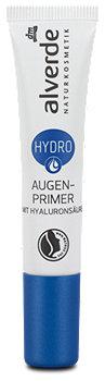 alverde Hydro Augenprimer mit Hyaluronsäure