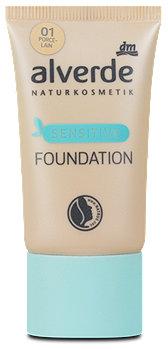 alverde Sensitive Foundation