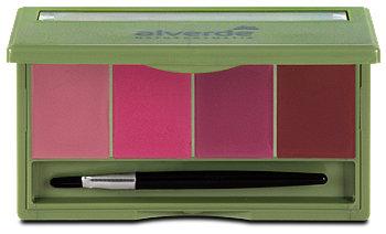 alverde Matt & Shiny Lipstick Kit