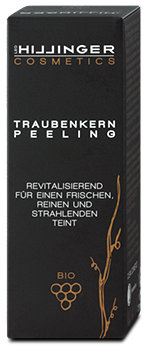 Leo Hillinger Cosmetics Bio Traubenkern Peeling