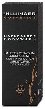 Leo Hillinger Cosmetics Bio Naturalspa Bodywash Duschgel