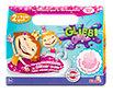 Glibbi Glitter Rosa Badepulver