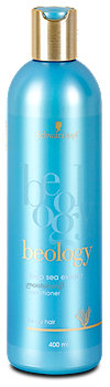 Schwarzkopf beology moisturising Conditioner deep sea extract