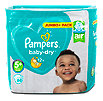 Pampers baby-dry Windeln Gr. 5+ (12-17 kg) Jumbo+ Pack