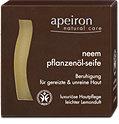 apeiron Neem Pflanzenöl-Seife für gereizte & unreine Haut