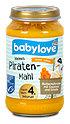babylove kleines Piraten-Mahl Babymenü mit Scholle