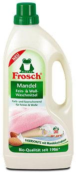 Frosch Fein- & Wollwaschmittel Mandel