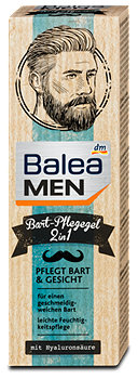 Balea MEN 2in1 Bartpflege-Gel