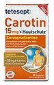 tetesept Carotin 15 mg + Hautschutz Tabletten