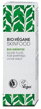Bio:Végane Skinfood Glow Fluid Bio Grüntee