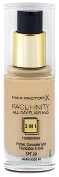Max Factor Face Finity 3in1 Primer, Concealer & Foundation