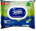 Tempo Feuchte Toilettentücher Grüner Tee & Gurke