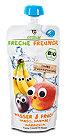 Freche Freunde Wasser & Frucht Bio-Erfrischungsgetränk
