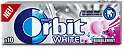 Orbit White Kaugummi Bubblemint
