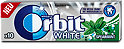 Orbit White Kaugummi Spearmint