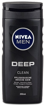 Nivea Men Deep Clean Pflegedusche