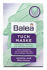 Balea Tuchmaske mit Kaolin Tonerde und Grüntee-Extrakt