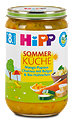 Hipp Menü Mango-Papaya-Chutney mit Bulgur & Bio-Hühnchen