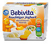 Bebivita Fruchtiger Joghurt Pfirsich - Banane - Maracuja