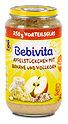 Bebivita Babybrei Apfelstückchen mit Banane und Vollkorn