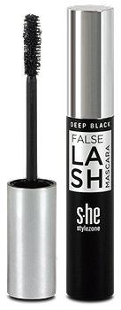 s.he stylezone False Lash Mascara Deep Black