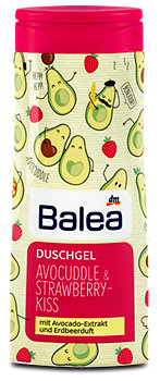 Balea Duschgel Avocuddle & Strawberry Kiss