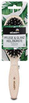 ebelin Pflege & Glanz Holzbürste Mischborsten