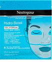 Neutrogena Hydro Boost Hydrogel Maske für intensive Feuchtigkeit