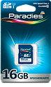 Paradies SDHC Speicherkarte 16 GB