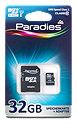 Paradies Micro SDHC Speicherkarte 32 GB