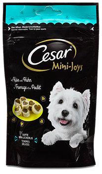 Cesar Hundesnack Mini-Joys mit Käse und Huhn