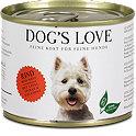 Dog's Love Hundefutter Rind mit Apfel, Spinat & Zucchini