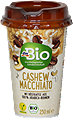 dmBio Cashew Macchiato mit Röstkaffee