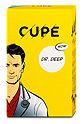 Amorelie Cupe Dr. Deep Analplug mit Vibration