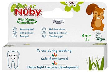 Nüby All Natural Zahnungsgel