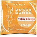 Waltz 7 Duschbombe Orange