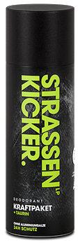 STRASSENKICKER Deodorant Kraftpaket + Taurin