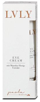 LVLY Augenpflege mit Manuka-Honig-Extrakt