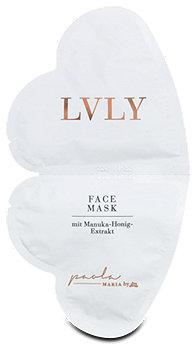 LVLY Gesichtsmaske mit Manuka-Honig-Extrakt