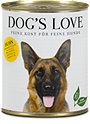 Dog's Love Hundefutter Huhn mit Birne, Quinoa & Karotte