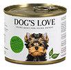 Dog's Love Hundefutter Wild mit Kartoffel, Zwetschke & Sellerie