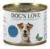 Dog's Love Hundefutter Fisch mit Amaranth, Karotte & Löwenzahn