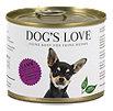 Dog's Love Hundefutter Lamm mit Kartoffel, Kürbis & Marille
