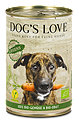 Dog's Love Hundefutter Bio Greens