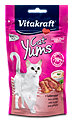 Vitakraft Cat Yums Katzensnack + Leberwurst
