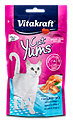 Vitakraft Cat Yums Katzensnack + Lachs & Omega 3