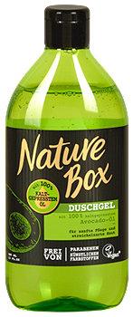 Nature Box Duschgel mit kaltgepresstem Avocadoöl