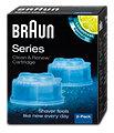 Braun Series Clean & Renew Cartridge Reinigungsflüssigkeit für Rasierer