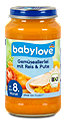 babylove Babymenü Gemüseallerlei mit Reis & Pute