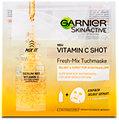 Garnier SkinActive Fresh-Mix Tuchmaske Vitamin C Shot